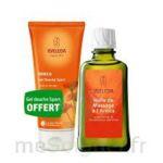 Weleda huile de massage arnica 200ml  + Gel douche OFFERT à ANNECY