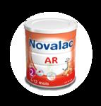 Novalac AR 2 Lait poudre antirégurgitation 2ème âge 800g à ANNECY