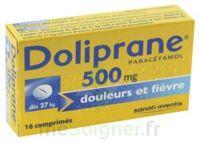 Doliprane 500 Mg Comprimés 2plq/8 (16) à ANNECY