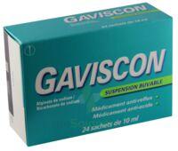 GAVISCON, suspension buvable en sachet à ANNECY