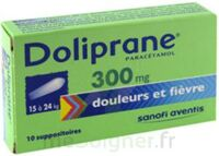 DOLIPRANE 300 mg Suppositoires 2Plq/5 (10) à ANNECY