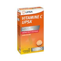 VITAMINE C UPSA 500 mg fruit exotique, comprimé à croquer à ANNECY