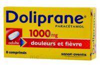 Doliprane 1000 Mg Comprimés Plq/8 à ANNECY