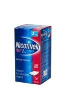 NICOTINELL FRUIT 2 mg SANS SUCRE, gomme à mâcher médicamenteuse P/96 à ANNECY