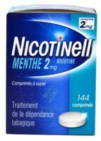 Nicotinell Menthe 2 Mg, Comprimé à Sucer Plaq/144 à ANNECY