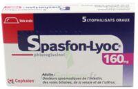 SPASFON LYOC 160 mg, lyophilisat oral à ANNECY