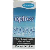 OPTIVE, fl 10 ml à ANNECY