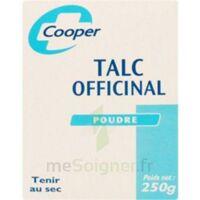 COOPER TALC, bt 250 g à ANNECY