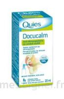 QUIES DOCUCALM ANTIDEMANGEAISONS DU CONDUIT AUDITIF, spray 20 ml à ANNECY