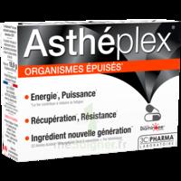 ASTHEPLEX Gélules organismes épuisés B/30