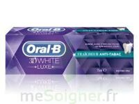 Oral-B 3D White luxe Anti-tabac à ANNECY