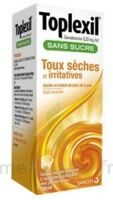 TOPLEXIL 0,33 mg/ml sans sucre solution buvable 150ml à ANNECY