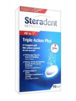 STERADENT TRIPLE ACTION, tube 30, bt 3 à ANNECY