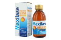 MAXILASE MAUX DE GORGE ALPHA-AMYLASE 200 U.CEIP/ml, sirop Fl/125ml à ANNECY