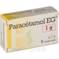 Paracetamol Eg 1 G, Comprimé à ANNECY