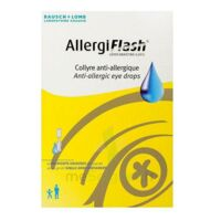 ALLERGIFLASH 0,05 %, collyre en solution en récipient unidose à ANNECY