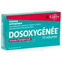 DOSOXYGENEE 10 VOLUMES, solution pour application cutanée en récipient unidose à ANNECY