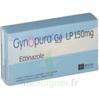 GYNOPURA L.P. 150 mg, ovule à libération prolongée Plq/2 à ANNECY