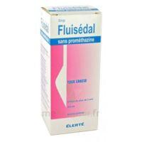 FLUISEDAL SANS PROMETHAZINE Sirop Fl/125ml à ANNECY