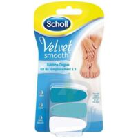Scholl Velvet Smooth Ongles Sublimes kit de remplacement à ANNECY
