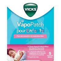 VICKS VAPOPATCH ENFANTS à ANNECY