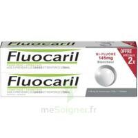 Fluocaril Bi-Fluoré 145 mg Pâte dentifrice blancheur 2*75ml à ANNECY