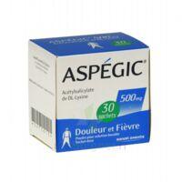 ASPEGIC 500 mg, poudre pour solution buvable en sachet-dose 30 à ANNECY