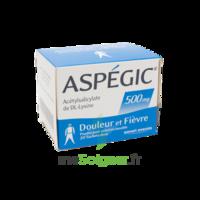ASPEGIC 500 mg, poudre pour solution buvable en sachet-dose 20 à ANNECY