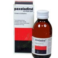 PAXELADINE 0,2 POUR CENT, sirop à ANNECY