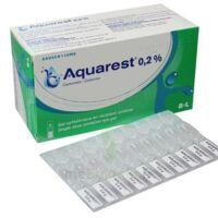 AQUAREST 0,2 %, gel opthalmique en récipient unidose à ANNECY