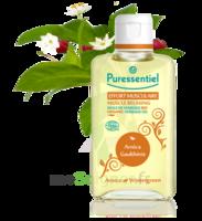 Puressentiel Articulations & Muscles Huile De Massage Bio** Effort Musculaire - Arnica - Gaulthérie - 100 Ml à ANNECY