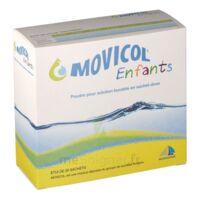 MOVICOL ENFANTS, poudre pour solution buvable en sachet-dose à ANNECY