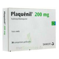 PLAQUENIL 200 mg, comprimé pelliculé à ANNECY