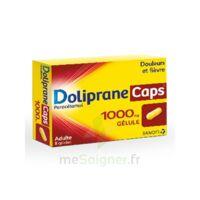 DOLIPRANECAPS 1000 mg Gélules Plq/8 à ANNECY