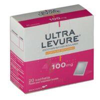 ULTRA-LEVURE 100 mg Poudre pour suspension buvable en sachet B/20 à ANNECY