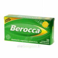 Berocca Comprimés effervescents sans sucre T/30 à ANNECY