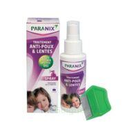 Paranix Solution antipoux Huiles essentielles 100ml+peigne à ANNECY