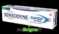 Sensodyne Rapide Pâte dentifrice dents sensibles 75ml à ANNECY