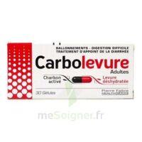 CARBOLEVURE Gélules adulte Plq/30 à ANNECY
