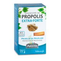 Aristée Peuplier Gélules Propolis extra-forte Pilulier/90 à ANNECY