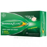 Beroccaboost Comprimés effervescents B/20 à ANNECY