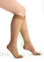 Thuasne Venoflex Secret 2 Chaussette femme beige doré T1L à ANNECY