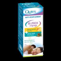 Quies Bi-Pack 2 Sprays buccal et nasale anti-ronflement à ANNECY