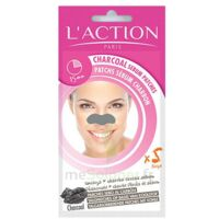 L'Action Patch sébum charbon 1 Sachet à ANNECY