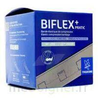 Biflex 16 Pratic Bande contention légère chair 8cmx4m à ANNECY