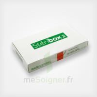 Stéribox Kit prévention et hygiène pour les toxicomanes avec seringues 100UI/ml à ANNECY
