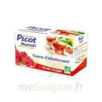 Picot Maman Tisane d'allaitement Fruits rouges 20 Sachets à ANNECY