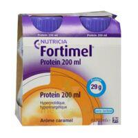 Fortimel Protein Nutriment caramel 4 Bouteilles/200ml à ANNECY