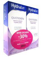 Hydralin Quotidien Gel lavant usage intime 2*200ml à ANNECY