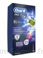 Oral B Professional Care 700 Brosse dents white and clean B/1 à ANNECY